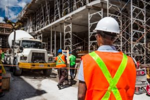 Workers compensation for construction workers